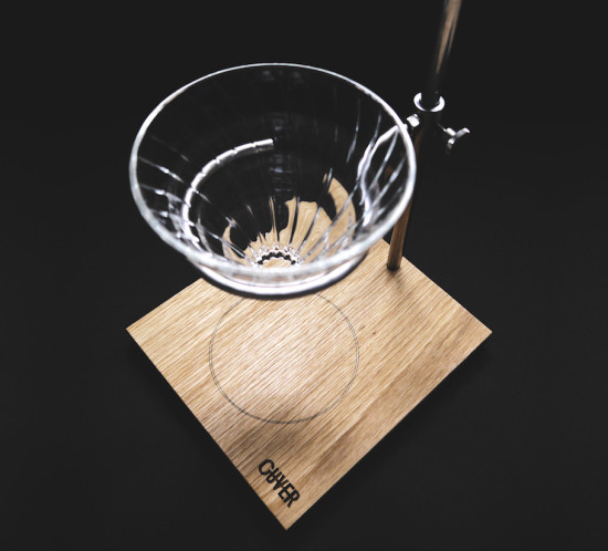 OUVER Coffee Station